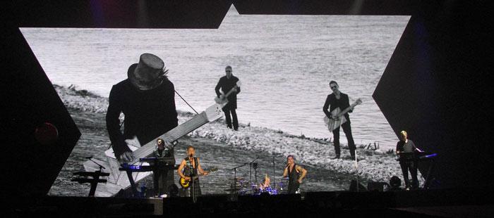 Концерт Depeche Mode Delta Machine Tour 2013-2014